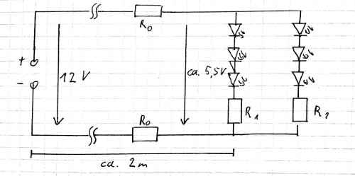 wii sensor bar wire diagrams