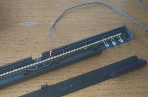 Mod: Wii Sensor Bar with USB power supply   Roland's Blog   Wii Sensor Bar Wire Diagrams      Roland's Blog